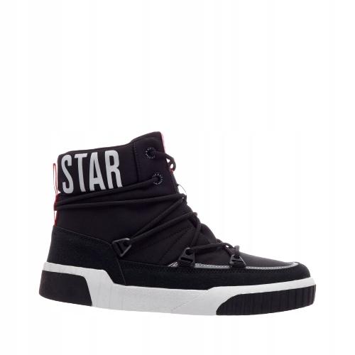 Buty damskie śniegowce BIG STAR GG274400 37