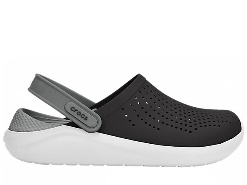 Crocs Literide Clog Black/Smoke (20459205M) 43,5