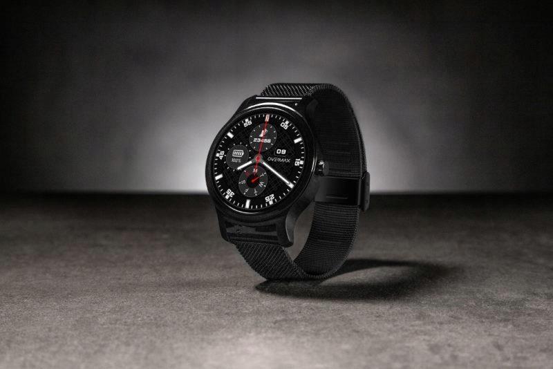 Smartwatch Overmax OV-TOUCH 2.6 BLACK