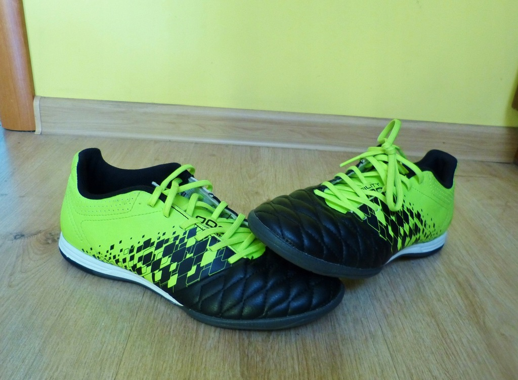 Buty halowe piłkarskie KIPSTA, piłka nożna, W-F