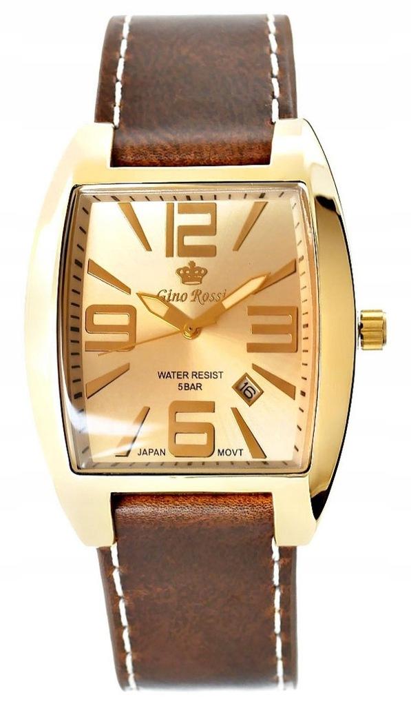 Zegarek Męski Gino Rossi 6413A-4D1