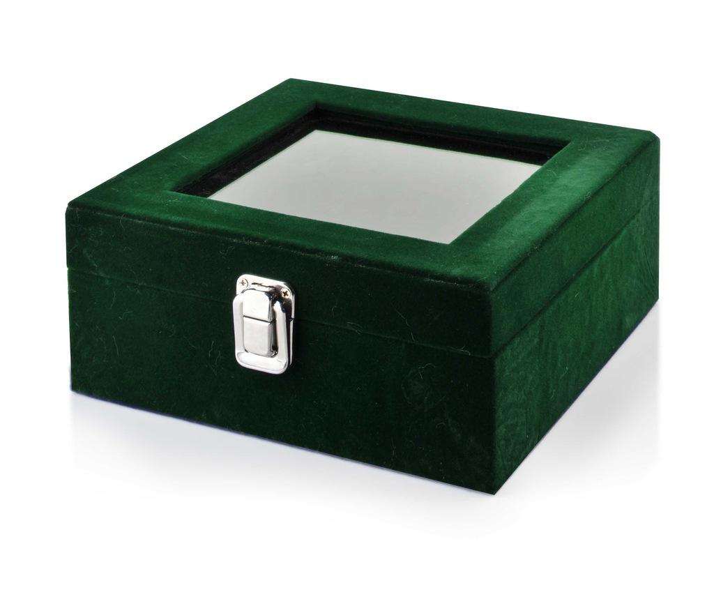 RAMONA Szkatułka 18,4x18,4x9,3cm
