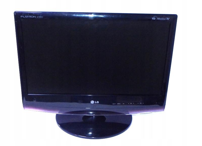 Monitor 19 Lg Flatron M1962d Pc Z Tunerem Tv 7826731224 Oficjalne Archiwum Allegro