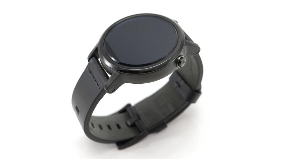 Smartwatch Moto 360 2nd Gen. Czarny Uszkodzony