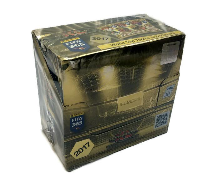 Box Fifa 365 2017 50 Saszetek Folia 9278898664 Oficjalne Archiwum Allegro