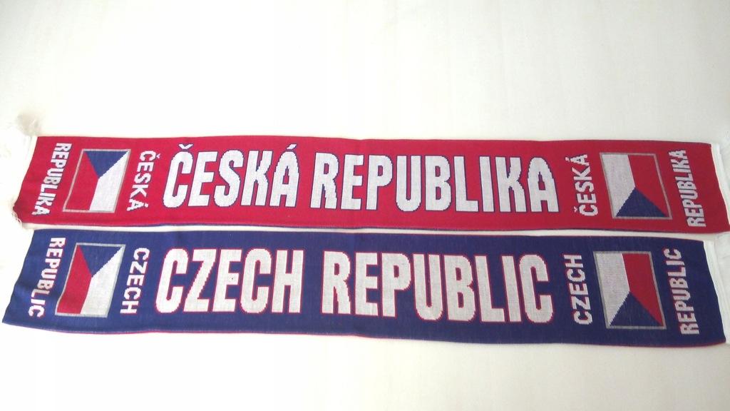 SZAL KIBICA DZIANY-CZECHY - DWUSTRONNY