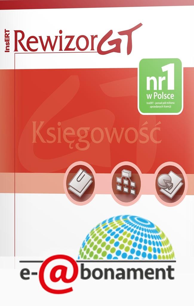 InsERT Rewizor GT e-Abonament Promocyjny + Gratis
