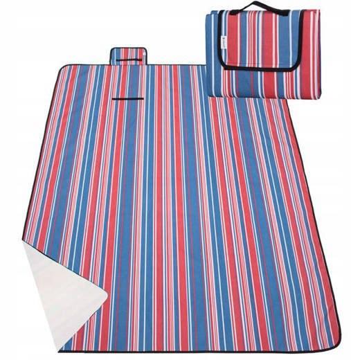 Mata plażowa koc piknikowy biwakowy 150x200