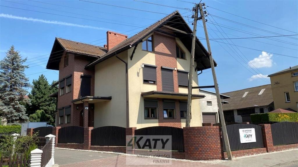 Dom, Brzeźce, Pszczyna (gm.), 240 m²