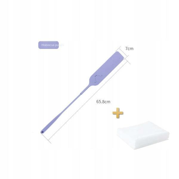 [Fioletowy] Odpinana szczotka do czyszczenia