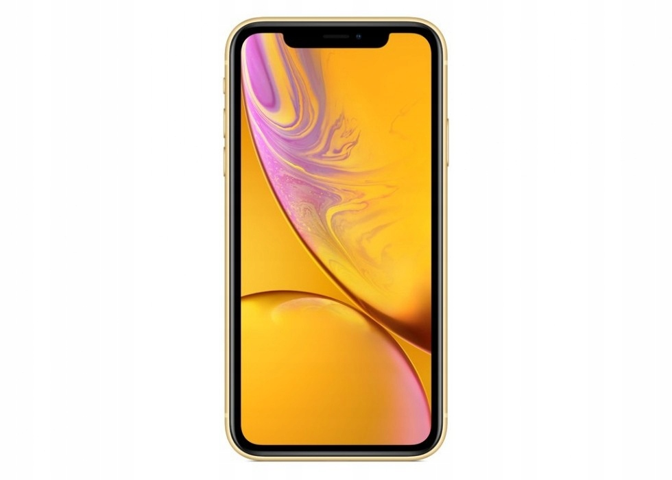 APPLE iPhone XR 64GB Żółty