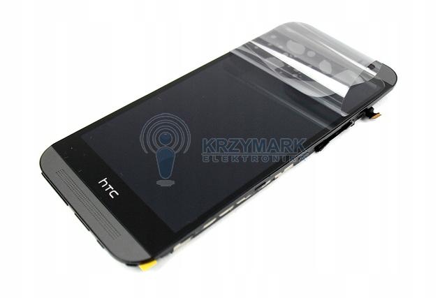 LCD DOTYK WYSWIETLACZ HTC ONE M8 DIGITIZER EKRAN