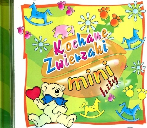 Kochane zwierzaki Mini Hity CD