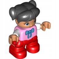 Lego Duplo Ludzik Dziecko Dziewczynka NOWY 6096590