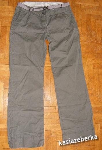 ~~ jeansy bojówki H&M ~~ r. 40/42 ~~
