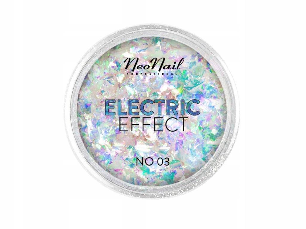NEONAIL pyłek ELECTRIC EFFECT No. 03 5810-3