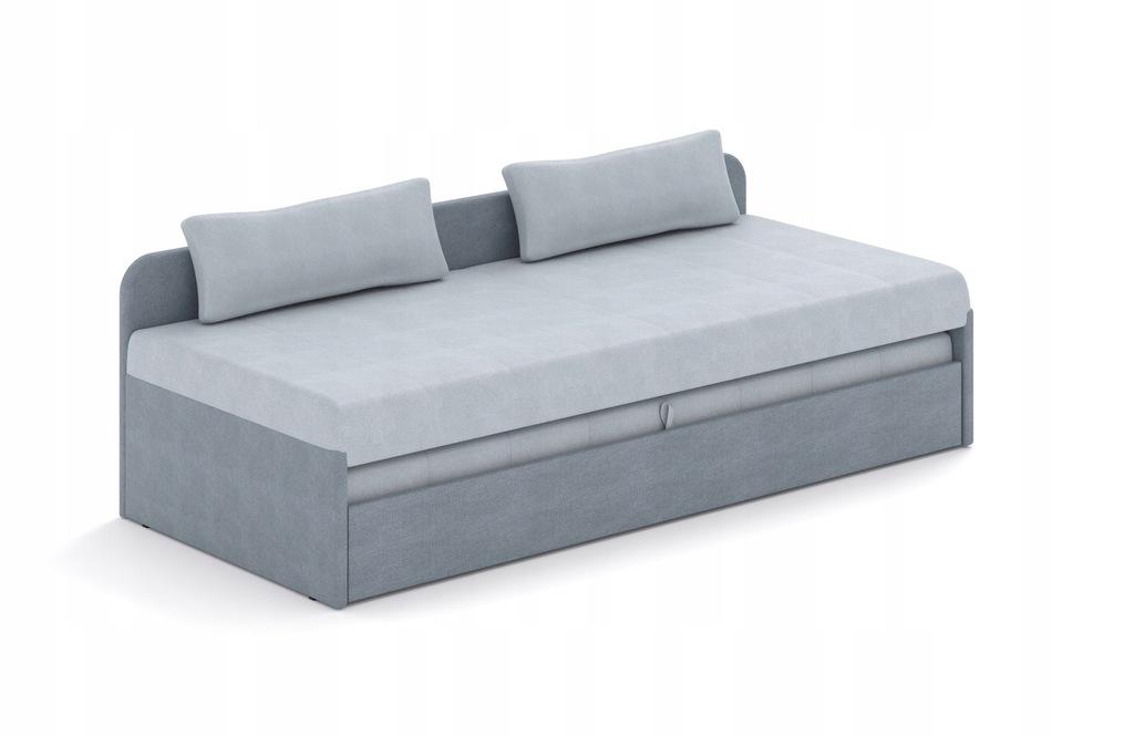 Tapczan dwupoziomowy DUO BIS łóżko młodzieżowe
