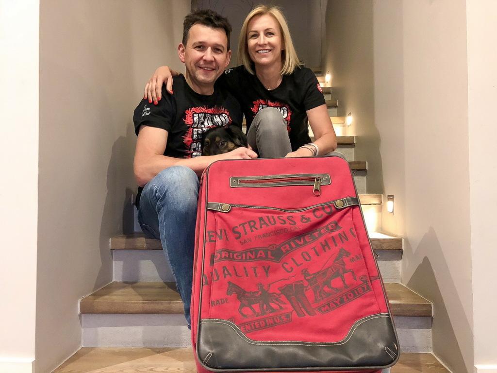 Wyjątkowa walizka od Szalonych Walizek