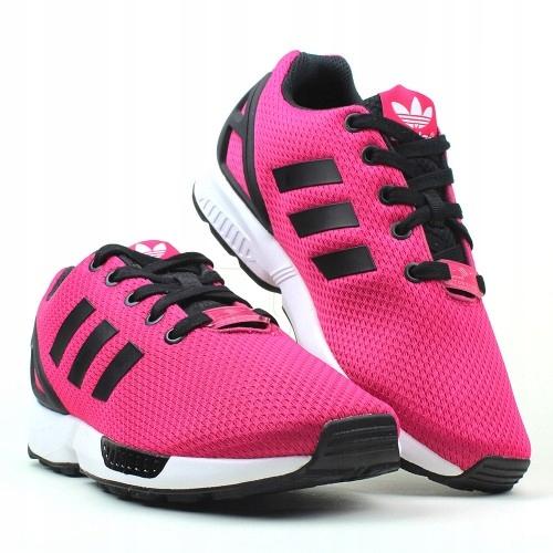 Buty damskie adidas zx flux s82695 róż. roz. 2 Buty