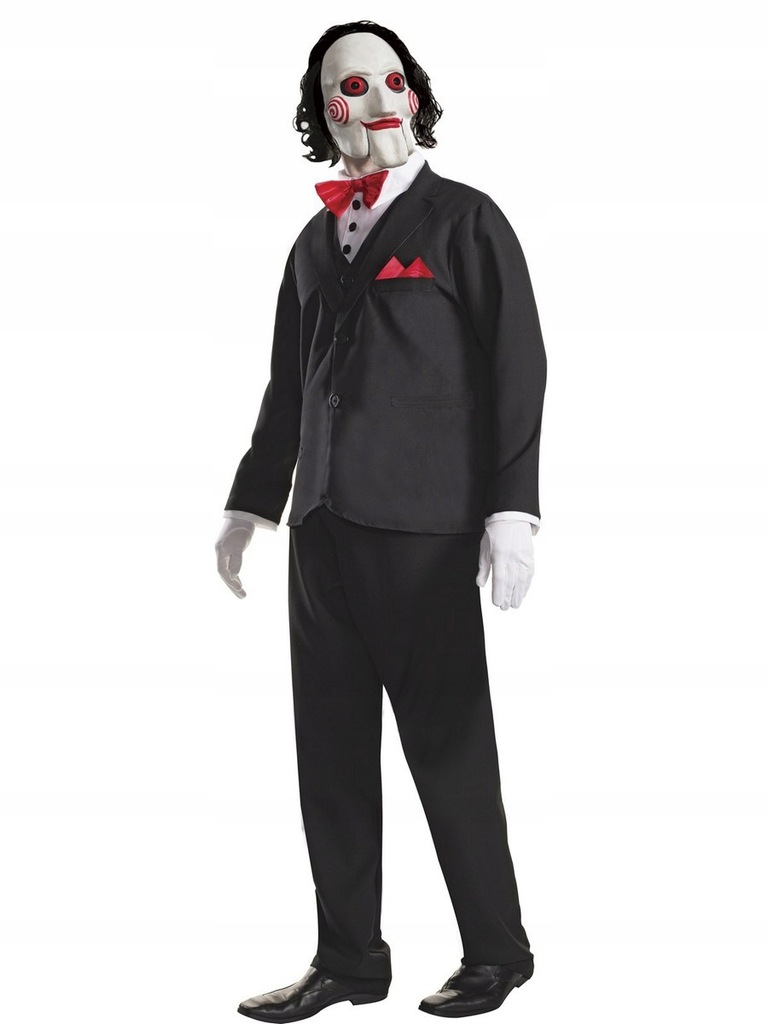 Strój Billy Piła Kostium Lalka na Halloween XL