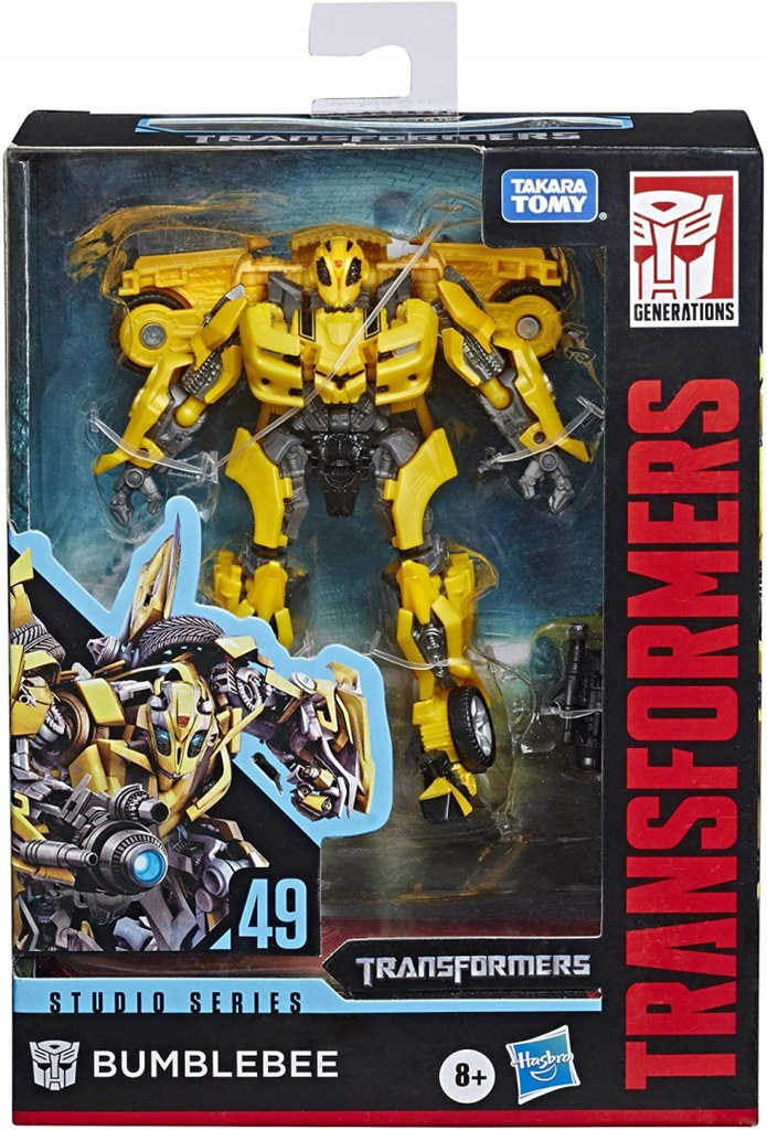 Hasbro Transformers figurka Bumblebee Gen Studio