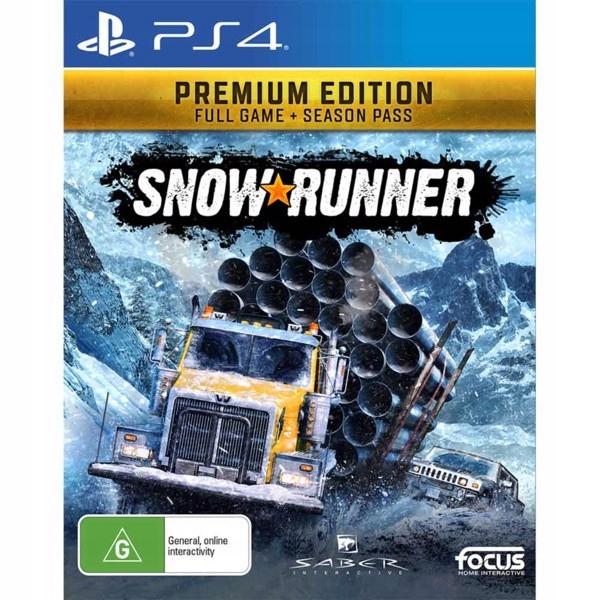 Snowrunner Premium Edition 9003773144 Oficjalne Archiwum Allegro