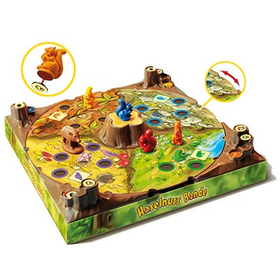 Queen Games 50001 Click Clack Gra Planszowa 2149 7190430014 Oficjalne Archiwum Allegro
