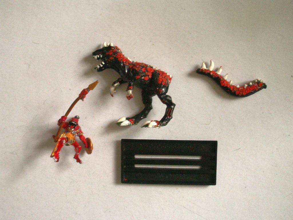 Tichi-Huichi's Raider nr 6 - metal