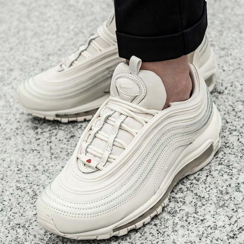 Nike Air Max 97 Premium 921826 100 biały Ceny i opinie na