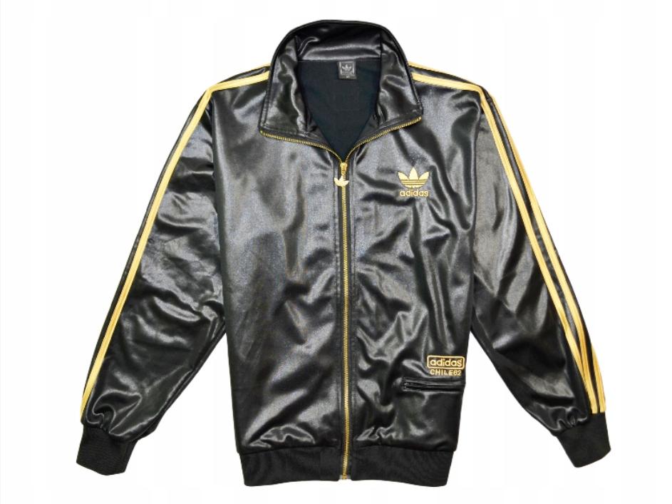Oldschoolowa Bluza Sportowa ADIDAS CHILE 62, używa
