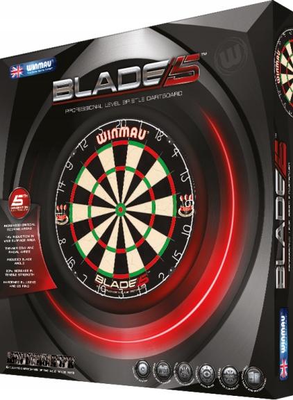 Tarcza dart sizalowa BLADE 5