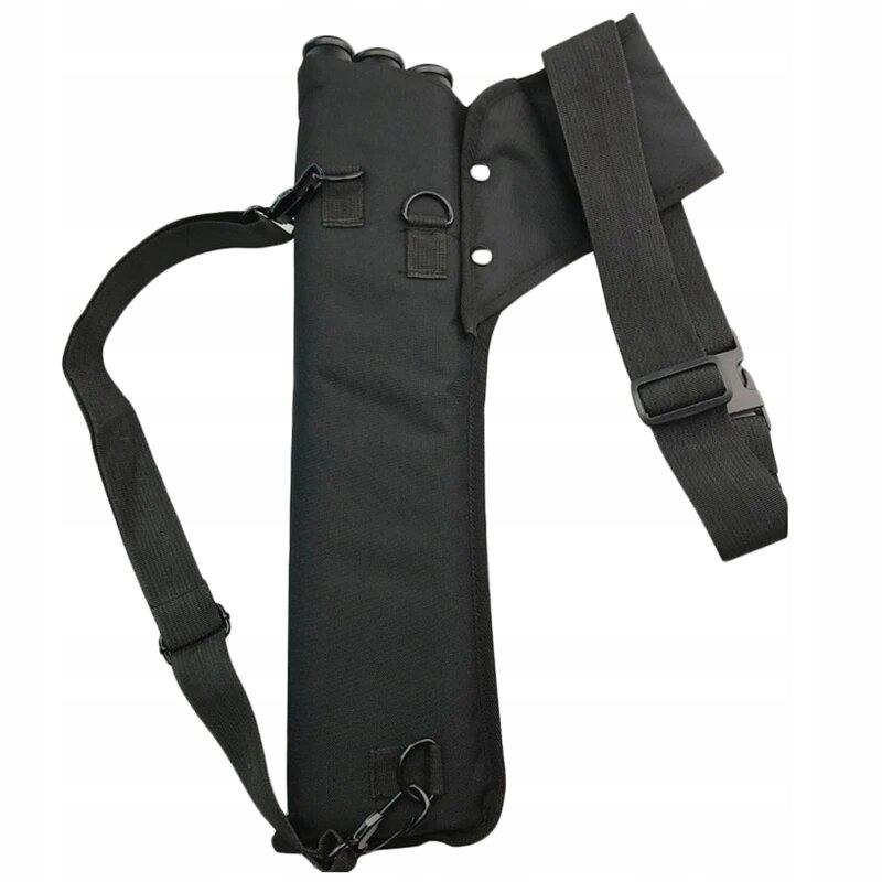 KOŁCZAN na strzały ETUI regulowany TORBA na ramię