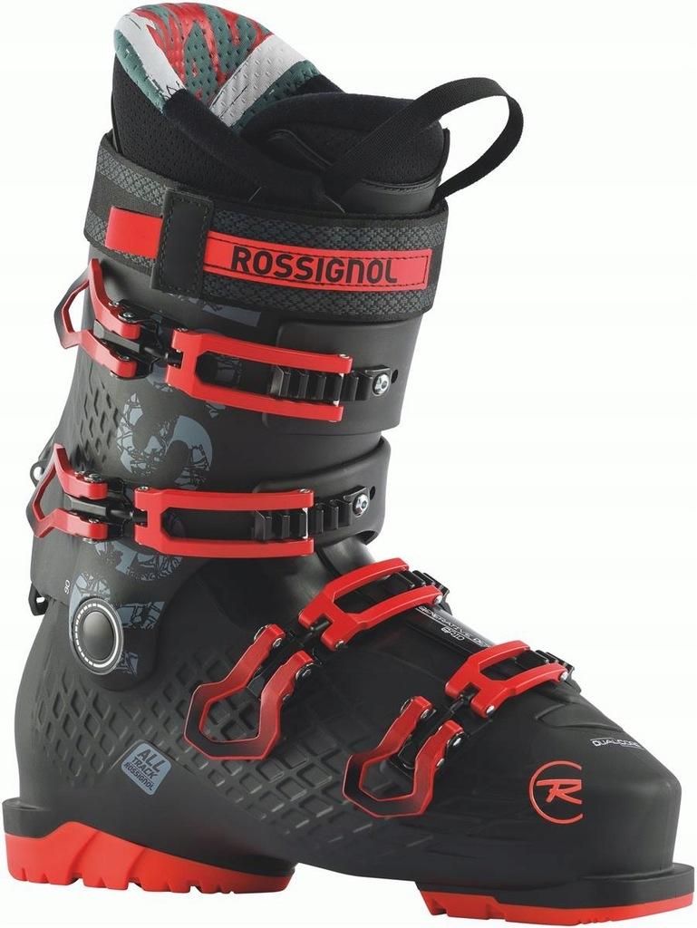 Buty narciarskie Rossignol Alltrack 90 Czarny 25/2