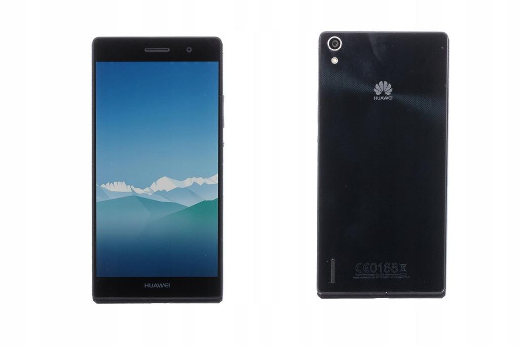 Telefon Huawei Ascend P7 16gb Czarny Uszkodzony 9443757217 Oficjalne Archiwum Allegro