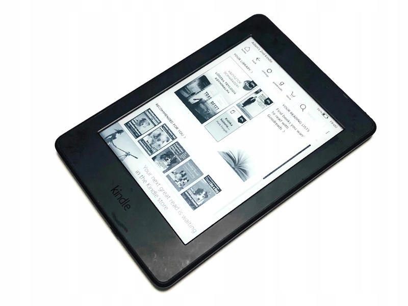 Amazon Kindle Paperwhite 3 4GB eReader INK eBook