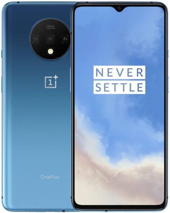 OnePlus 7T Niebieski 256GB/8GB DualSIM 4G/LTE NFC