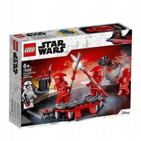 LEGO STAR WARS 75225 ELITARNA GWARDIA PRETORIAŃSKA