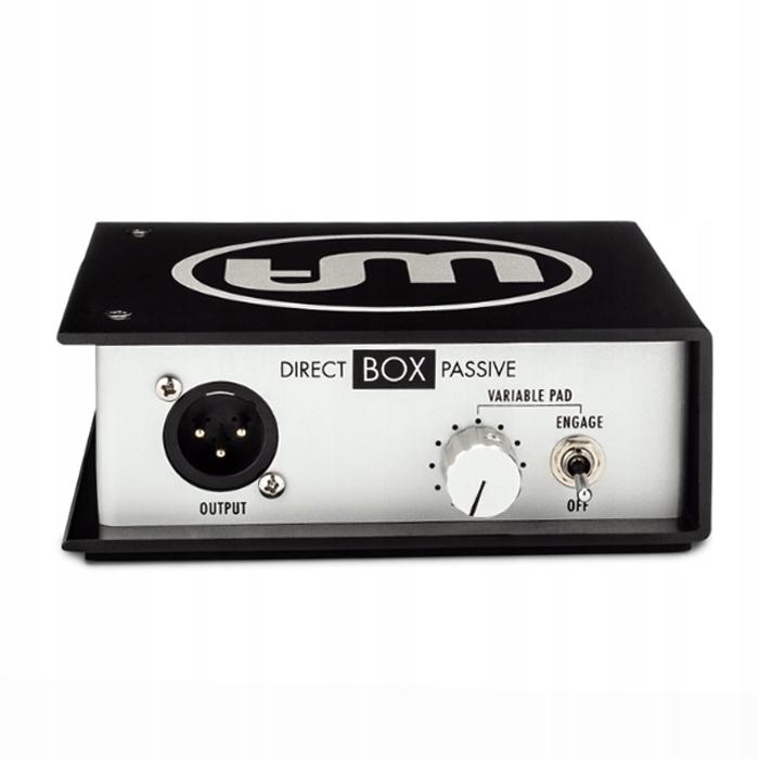 WARM AUDIO WA-DI-P: Pasywny Direct Box