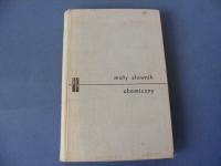 Mały słownik chemiczny Chodkowski