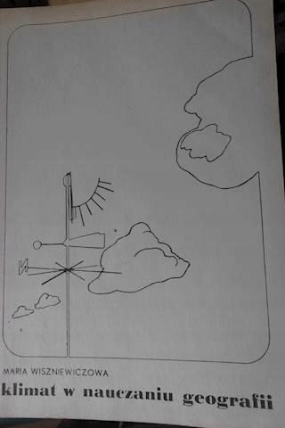 Klimat w nauczaniu geografii - Wiszniewiczowa