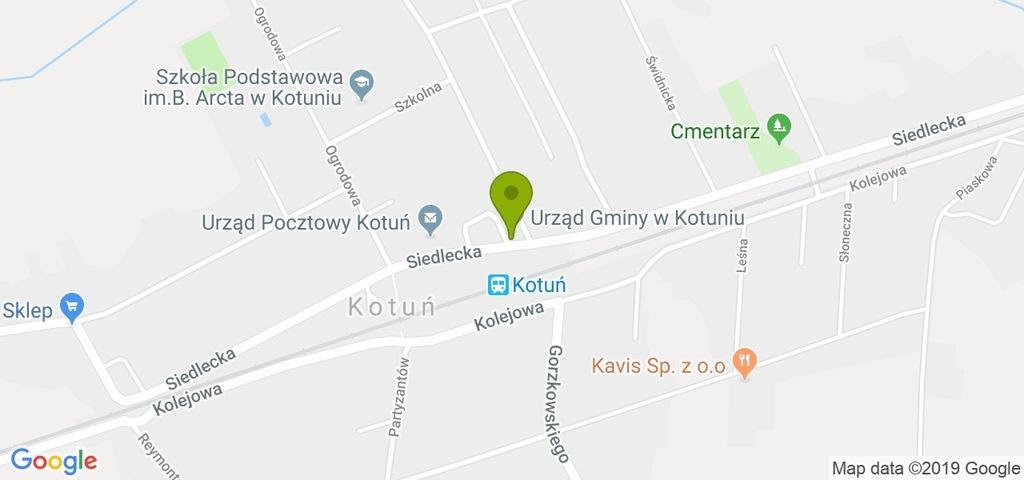 Działka Kotuń, siedlecki, 190000,00 m²