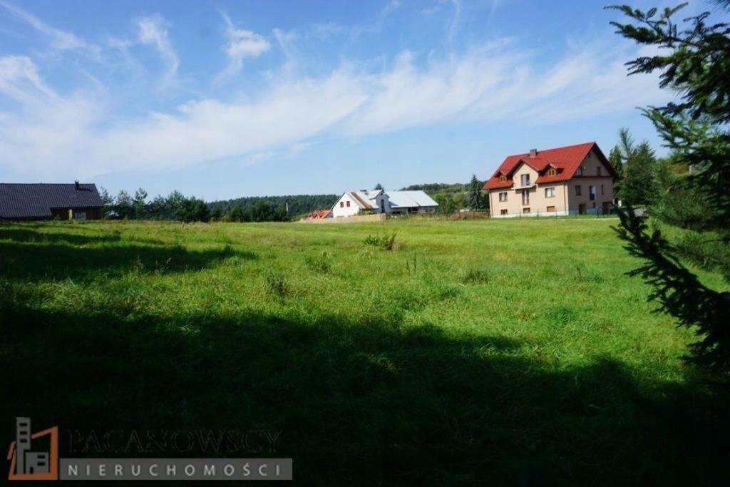 Działka, Burów, Zabierzów (gm.), 1864 m²