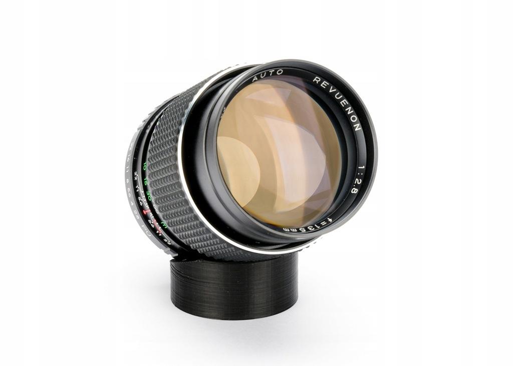 Nikon - Revuenon 135mm f/2.8 - OSTRY