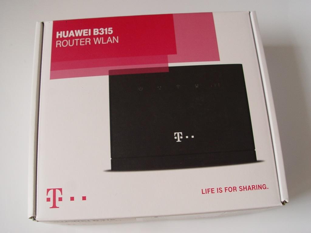 router HUAWEI B315s-22 LTE PL GWAR Krk fv23%