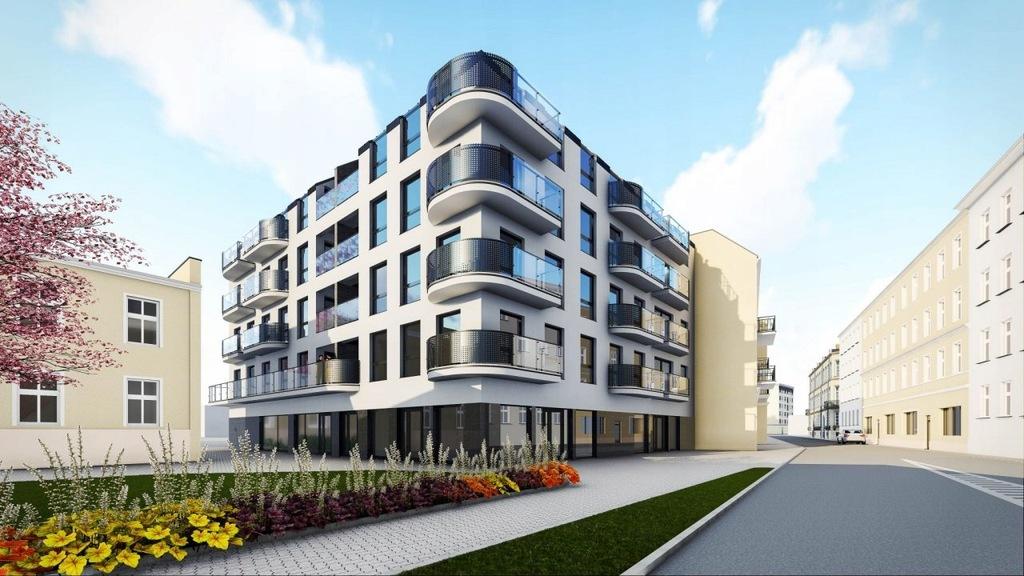 Mieszkanie, Leszno, Śródmieście, 35 m²