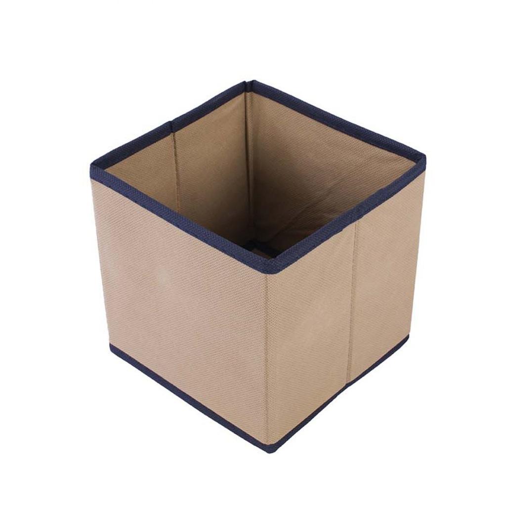 Organizer do szafy i szuflady beżowy 15 x 15 x 15