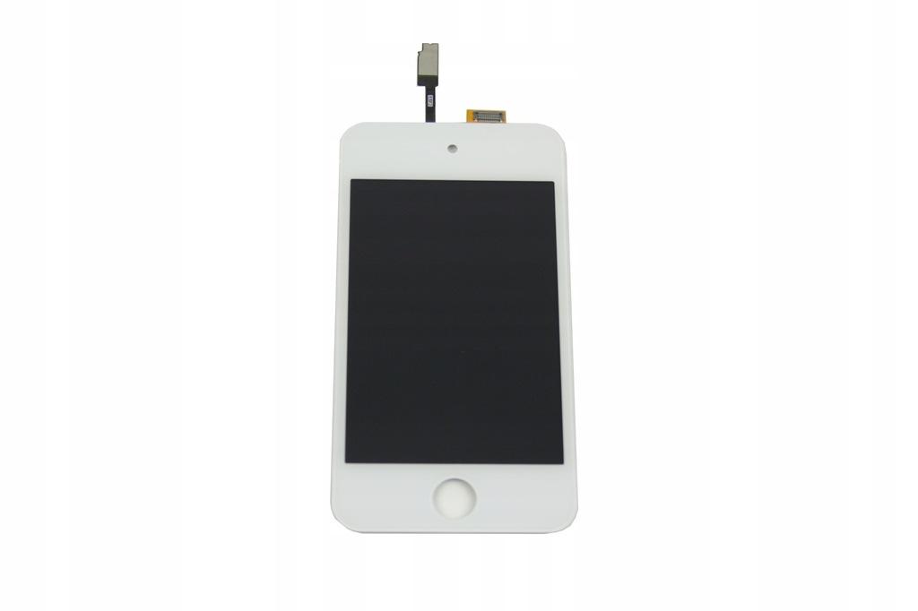 LCD EKRAN DIGITIZER APPLE IPOD TOUCH 4 BIAŁY 4G