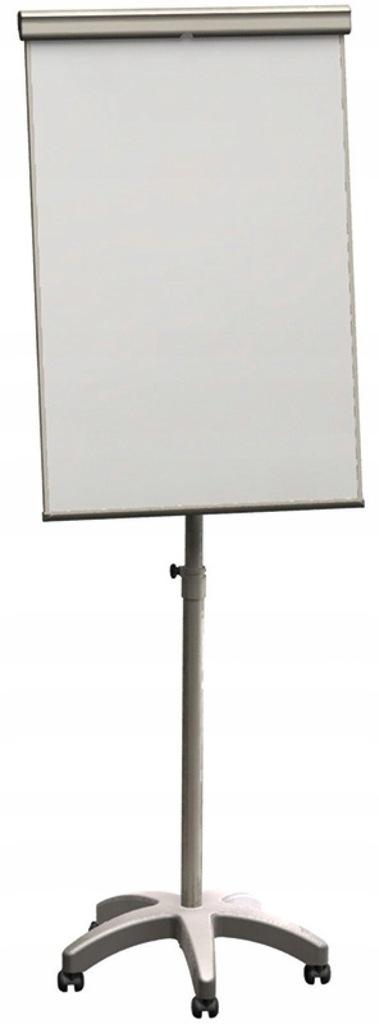 Flipchart mobilny 68x105cm tablica suchoś -magn