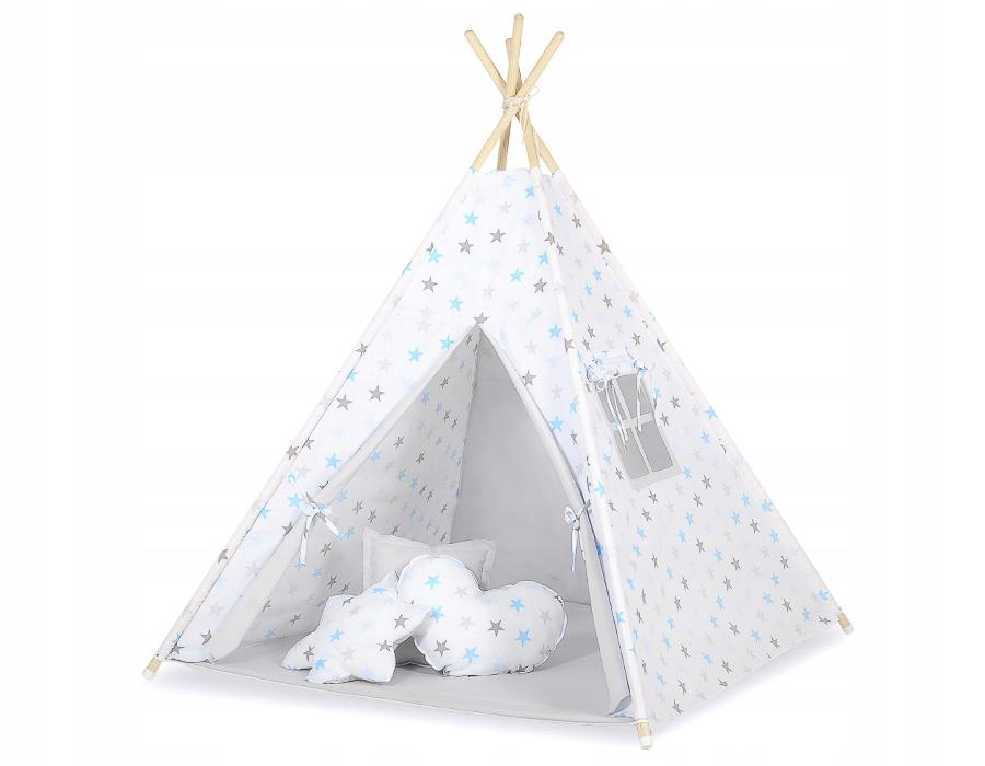 Namiot TIPITeepee Dla Dzieci Domek Wigwam 765 7469232989