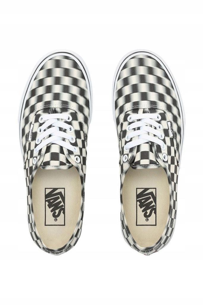 Buty Vans Authentic Blur Checkerboard 38